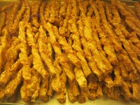 knusprges und herzhaftes käsegebäck